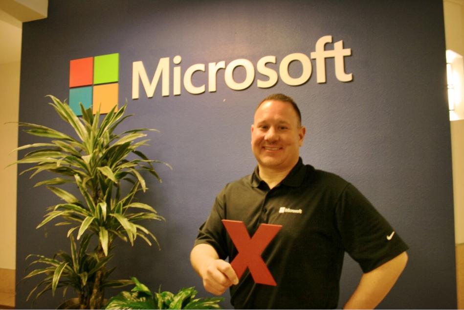 David Taylor Microsoft