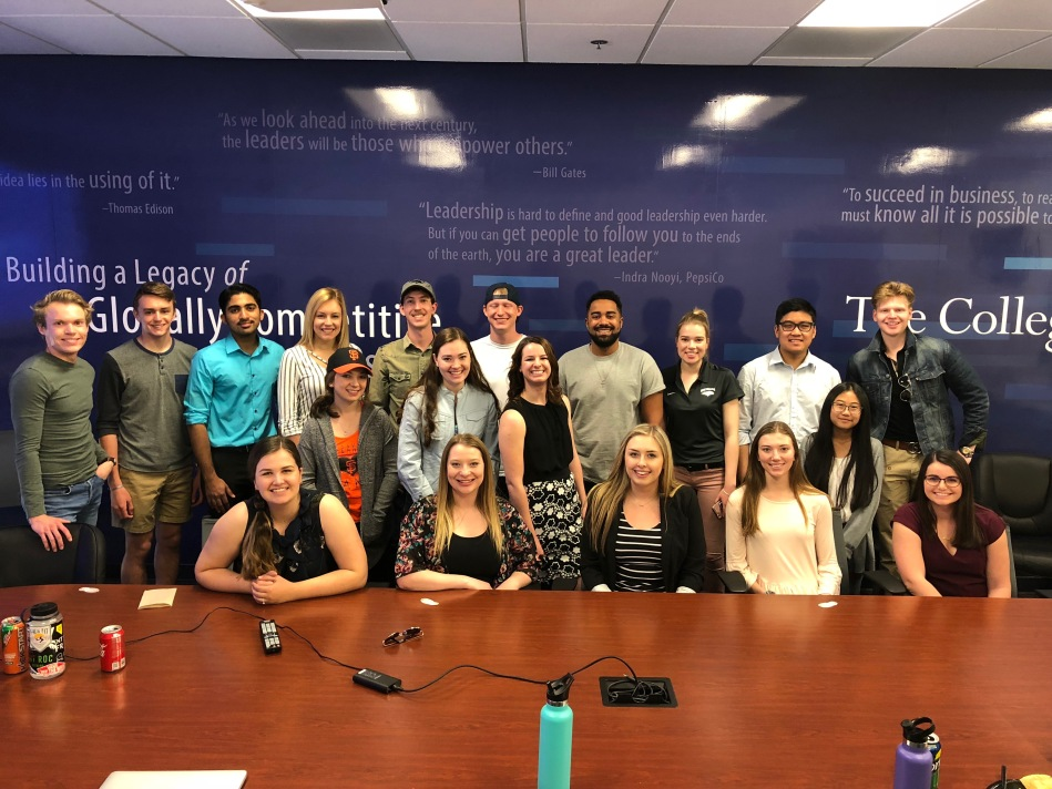 University of Nevada Business Student Council